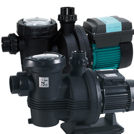 Les pompes de filtration