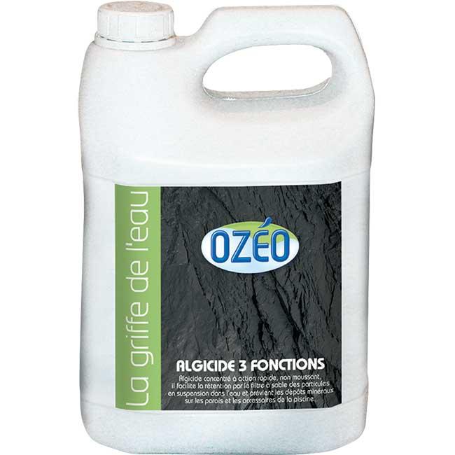 Algicide 3 fonctions Ozéo 5L