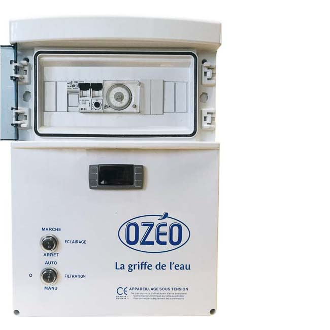 Coffrets de filtration Ozéo