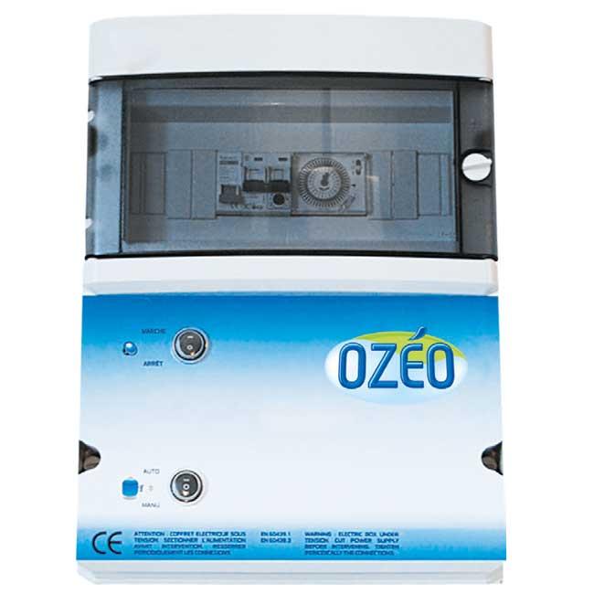 Coffrets de programmation de filtration Ozéo