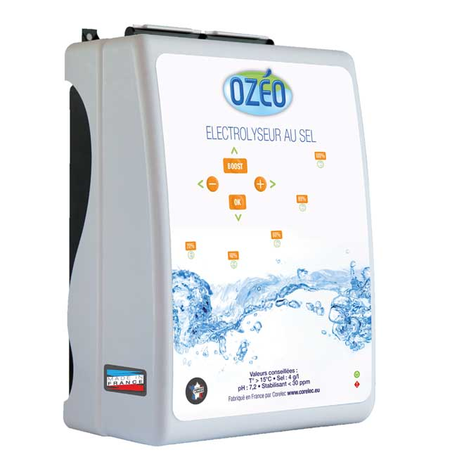 Électrolyseur Ozéo Sel 60