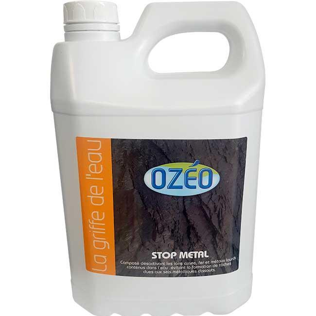 Stop Métal Ozéo 5L
