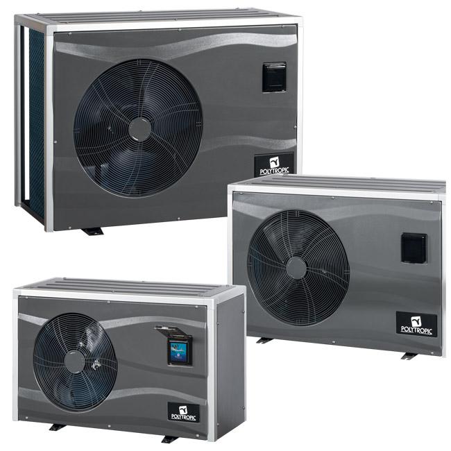 Pompes à chaleur Master Inverter