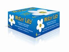 Water Lily boîte de 6