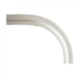 Angle horizontal PVC Rayon 15CM
